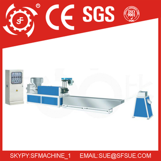 SJ-B water-cooling single screw recycle machine